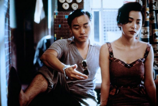 wong kar-wai,nos années sauvages,leslie cheung,maggie cheung,andy lau,carina lau,tony leung