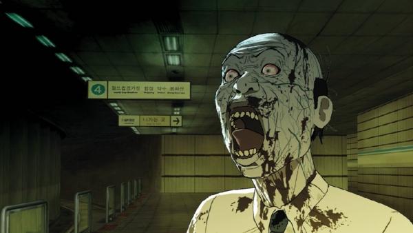 seoul station, zombie, film de zombie, sang-ho yeon, dernier train pour busan