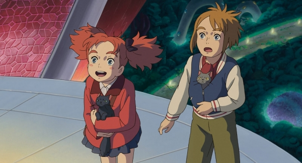 mary et la fleur de la sorcière,animation,animation japonaise,cinéma japonais,ghibli,ponoc,hiromasa yonebayashi