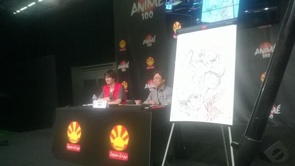 japan expo,japan expo 2017,anime 100,masao maruyama,jun mochizuki,nobuyoshi habara keizo murase