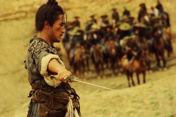 ashes of time,les cendres du temps,cinéma chinois,wong kar-wai,leslie cheung,maggie cheung,tony leung,wu xia pian