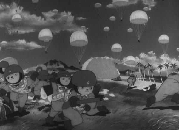 momotaro, animation japonaise, cinéma japonais, anime 100, mitsuyo seo