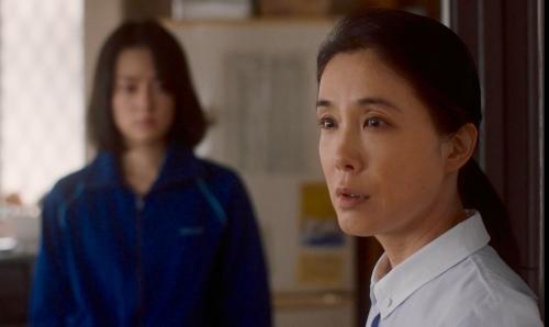 cinéma japonais,koji fukada,l'infirmière,mondrian,yokogao,harmonium